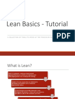 2- Lean Basics Tutorial