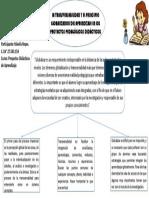 PROYECTOS PEDAGOGICOS DIDACTICOS