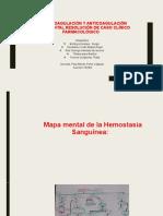 PPT DE la practica N° 08 Coagulacion y anticoagulacion