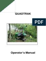 GreenMech - User Manual -- QuadTrak 160 MK2 Manual