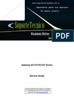 25 Service Manual -Gateway Ec14t Ec18t