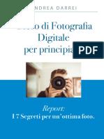 Report 7 Segreti