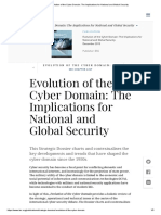 Evolution of the Cyber Domain_ The Implications for National and Global Security