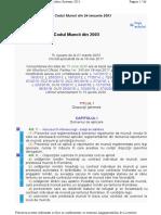 Codul Muncii la 15.06.2020