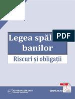 Legea spalrii banilor riscuri si obligatii REINTROP.pdf