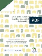 Guía para la convivencia familiar (Ayto. Madrid)