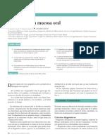 PATOLOGIA DE LA MUCOSA ORAL