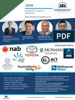 AI Summit Victoria 2019 18.06.19