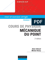 Mecanique du point Alain Gibaud-Michel Henry By BiblioSup.com.pdf