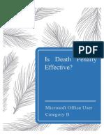Death penalty2