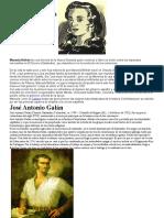 biografia manuela y jose antonio galan