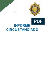 informe circuntancial