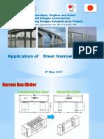 02-2 Application of Narrow Box Girder