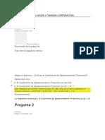 Evaluación 1, 2 , 3 y Final Finanzas Coporativas Parte II-convertido