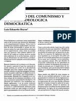 El colapso del comunismo y la tarea ideológica democrática.pdf