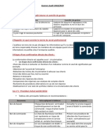 Corrigé Examen Audit 2018-2019