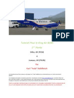 Tuto Yoda King Air B200 Flight1 Francais