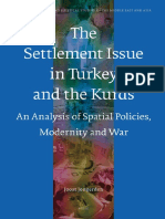 Joost Jongerden - The Settlement Issue in Turkey.pdf