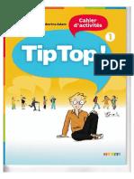 Tip Top A1.1 Cahier d'activites