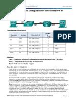 Configuración de direcciones IPv6 en dispositivos de red-convertido