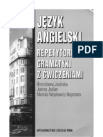 Język angielski - repetytorium gramatyki