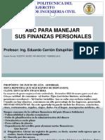 ABC FINANZAS PERSONALES