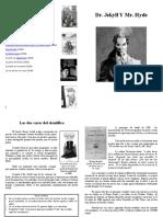 Dr Jekyll y Mr Hyde - Fasciculo para imprimir