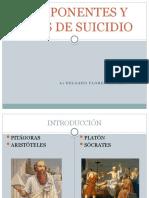 COMPONENTES Y TIPOS DE SUICIDIO