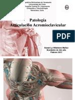Patologia Acromioclavicular Seminario