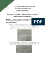 unidad didactica físico-química