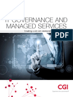 CGI - IT Managed Services and Governance - Whitepaper