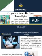 Organizaciones de Base Tecnológica