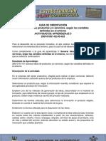 Guía de orientación Generar Ideas de Productos - ACTIVIDAD APRENDIZAJE 5.pdf