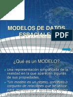 5.............MODELO VECTOR DE DATOS ESPACIALES