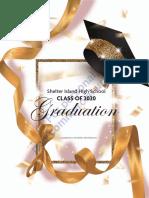Shelter Island Reporter Graduation 2020