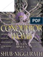 Tanzer, Molly_ Pugmire, W H_ Sammons, Brian M_ Levy, Copper Sloane - Conqueror Womb_ Lusty Tales of Shub-Niggurath.epub