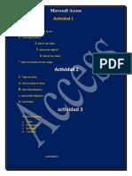 Actividad 1  concepto de access