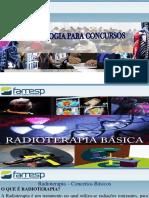 AULA 10 - RADIOTERAPIA - CONCEITOS BÁSICOS