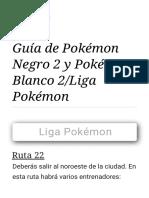 Guía de Pokémon Negro 2 y Pokémon Blanco 2_Liga Pokémon .pdf