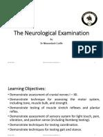 Neuro Exam 2020