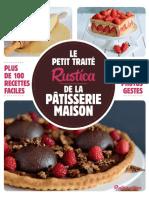 (Rustica) Martine Soliman - Le petit traité de la pâtisserie maison (2016)-PDFConverted.pdf