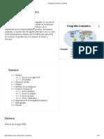 Geografía económica - EcuRed