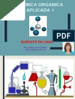 CLASE 7_REACCIONES DE SUSTITUCIÓN DE ALCANOS