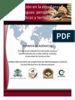 La competencia digital docente en la Universidad de Quintana Roo
