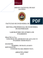REPORTEdePRACTICA Nº 4 QPolimerosCondoriPacaraSergioPaul