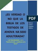 BIBLIA TJ