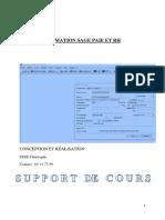 Support de Cours Sage Paie 100