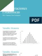 Diseño Estocástico Estadística