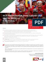 Boletín_Nº206psuv  venezuela.