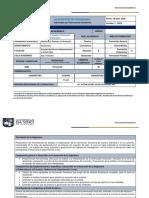 Programa de Curso Analisis de Estados financieros Casos Empresariales